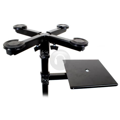 Projector Rack by Vonyx Height Adjustable Laptop Projector Stand Ebay