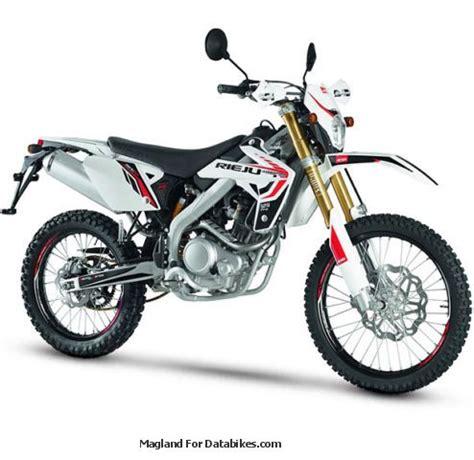 125er Motorrad Enduro by 2012 Rieju Enduro 125cc With Yamaha Motor Wr