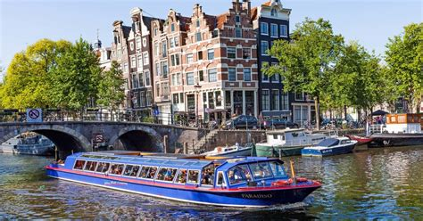 boat tour in amsterdam amsterdam canal cruise and jewish cultural quarter