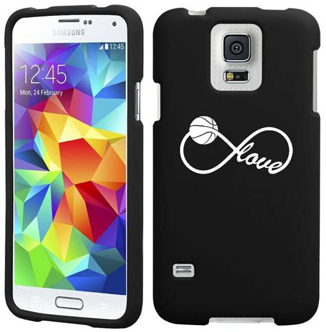 for samsung galaxy s3 s4 s5 active rubber infinity basketball ebay
