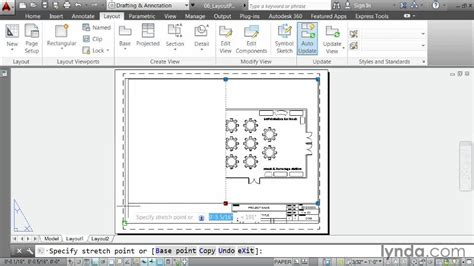 Layout Viewport Autocad 2014 | creating a layout part three cutting viewports from the