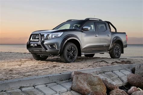 nissan navara 2017 black 2017 nissan navara n sport black edition revealed