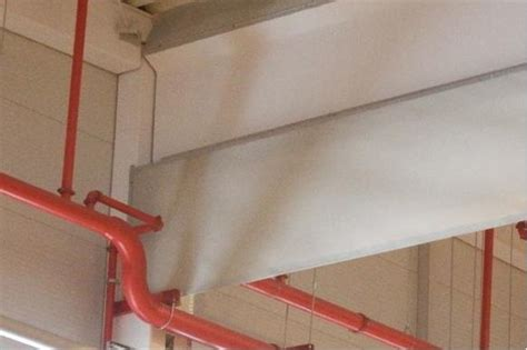 smoke curtain system smoke curtain barriers
