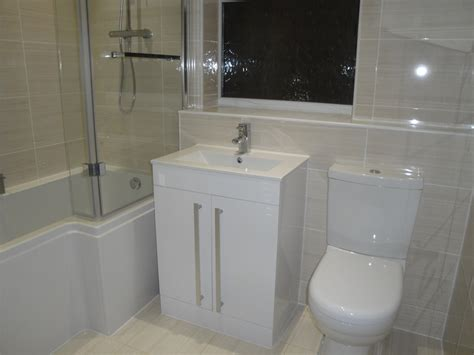 in a bathroom modernise coventry new build house bathroom