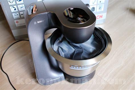 Mixer Bosch Mum57830 singapore food keropokman singapura makan gadget