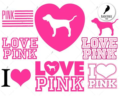 Pink Lover by Pink Svg Pink Svg Pink Clipart Pink
