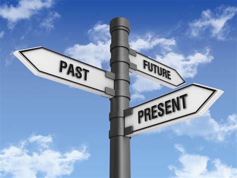 Shock Claims Your Future Is Already Set As Past Present