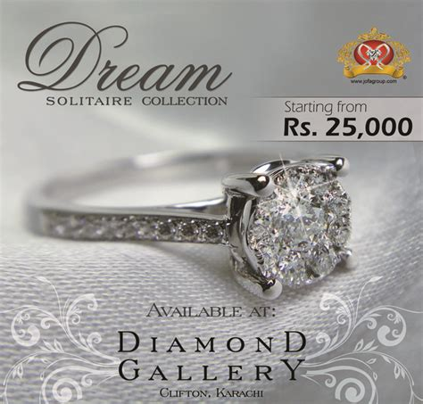 "Rush NOW to avail ""HALF PRICED SALE"" At The Diamond Gallery"