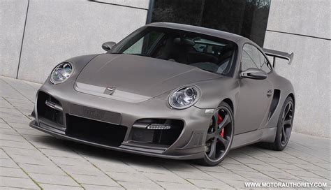 R Porsche by Techart Releases New Gt R Package For The Porsche