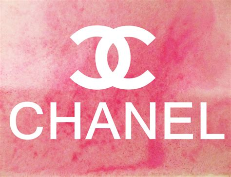 pink logo pics for gt chanel logo wallpaper pink