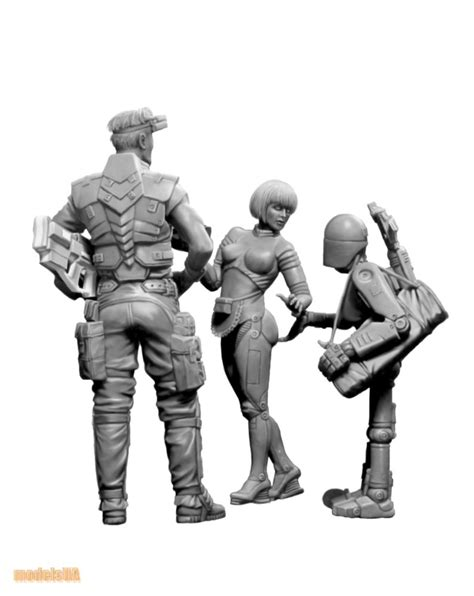 modelsUA > FIGURES 1:24 > Wow, I like it! At the Edge of