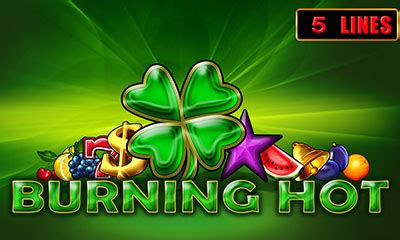 burning hot slot machine game  play  dbestcasinocom