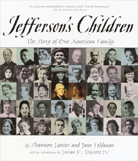 7 Great Cds For Children by Jeffersons Children The Story Of One American Family By