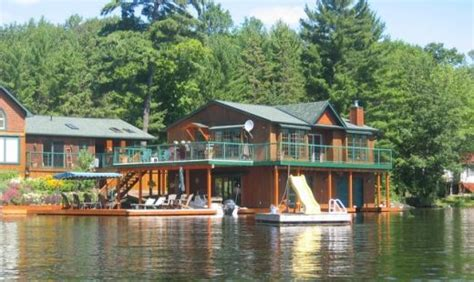cottage rentals muskoka cottage rentals premium luxury waterfront