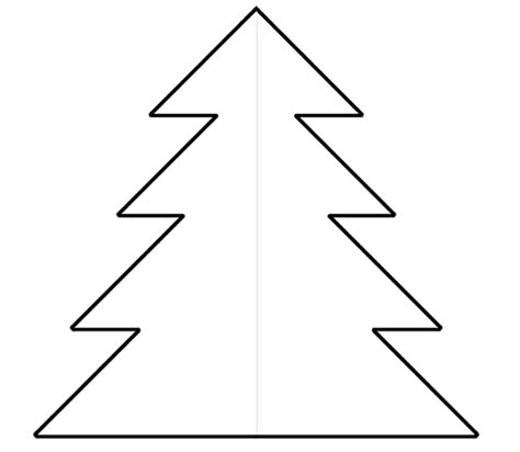 christmas tree tracing pattern a christmas tree is a decorated tree usually an evergreen