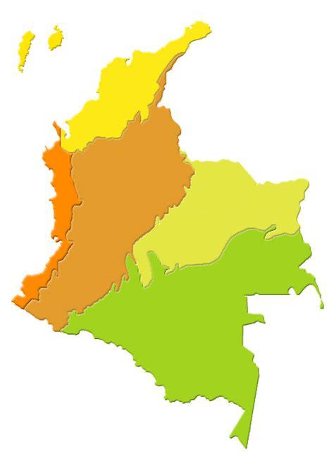 imagenes regiones naturales de colombia rep 250 blica de colombia