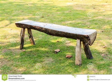 public park benches bench stock photo image 63935575
