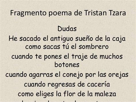 dada 237 smo historia del arte educatina youtube poemas cortos de dadaismo poemas de dadaismo im 225