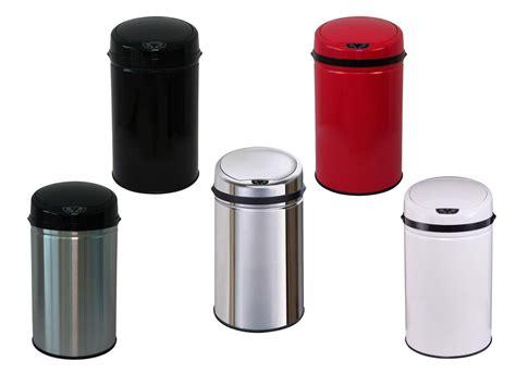 L Kaufen by Echtwerk Abfalleimer 30 L Mit Infrarot Sensor Inox Lidl