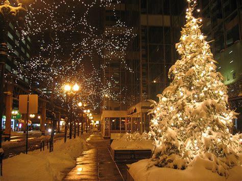 image of winters blessing christmas tree 关于圣诞节 圣诞节图片素材 圣诞树 圣诞帽子 圣诞礼物 5 多儿秀 唯美意境网