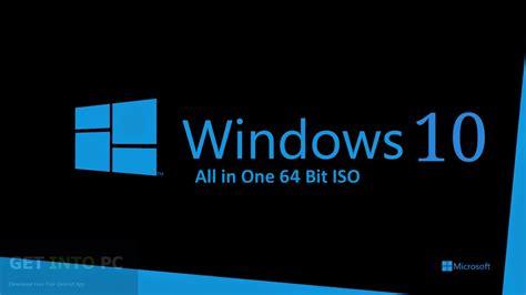 Windows 10 All in One 64 Bit ISO Overview | Download.hr forum Windows 10 Download 64 Bit Iso