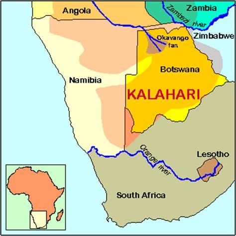 kalahari desert map prehistoric cultures of minnesota duluth
