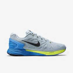 Nike lunarglide 6 silver red