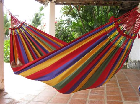 Hamac In by A Mexican Hammock Icolori The Specialist In Mexican Hammocks