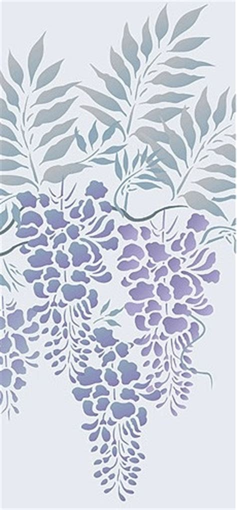 Kz08 Stencil Flower D Stensil Cetakancraft Scrapbooking 17 best images about embroidery on embroidery free machine embroidery and