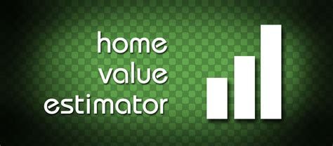 home value estimate home value by address