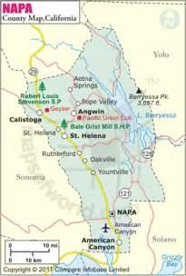 napa california map napa county map a napa valley wedding