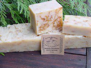 Handmade Soap Seattle - seattle bar lemongrass running spirit