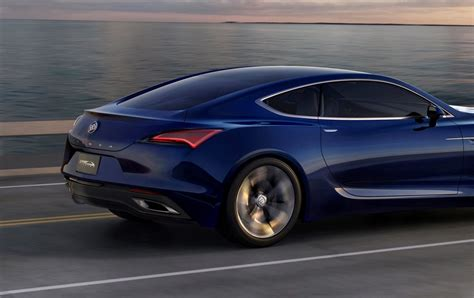 Buick Gnx Concept by 2016 Buick Avista Concept Supercoupe As Glimpse Of