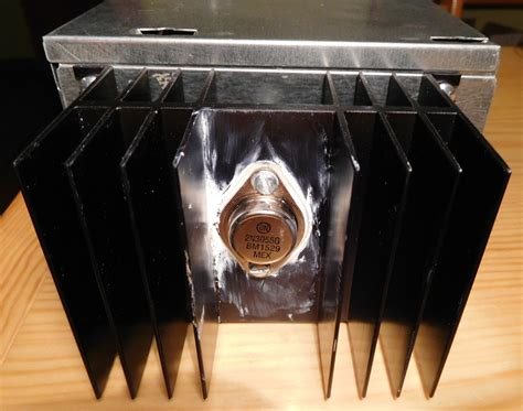 2n3055 transistor for sale harga heatsink transistor 2n3055 28 images mounting a transistor 2n3055 to heatsink 2n3055
