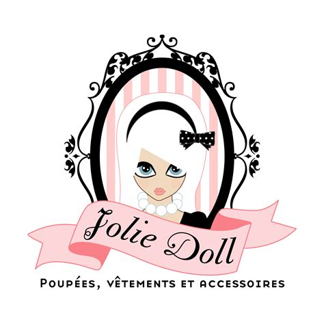 doll logo design les petites demoiselles de jolie doll mars 2013