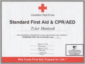 first aid training certificate template basic first