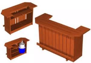 How To Design Your Own Home Bar by Build A Deck Bar House Style Pictures