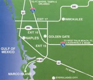 map of florida showing marco island marco villa the of marco island about