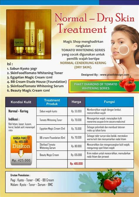 contoh desain brosur iklan contoh iklan produk kecantikan kosmetik