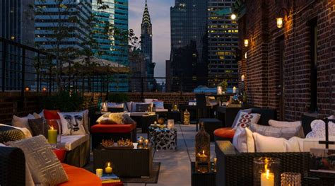 New York Roof Top Bar by I Rooftop Bar Migliori Di New York Consigli Insider