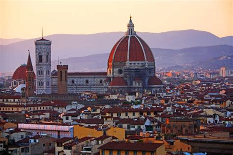 Cupola Florence by Cupola Brunelleschi