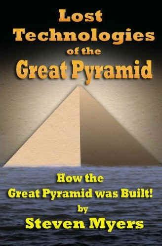 how the great pyramid was built books usa
