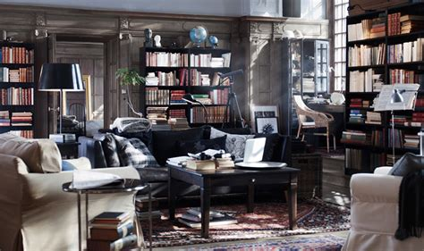 Ikea Home Library Design Ikea Living Room Design Ideas 2010 Digsdigs
