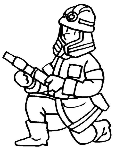 Kid Zone Smokey The Coloring Pages