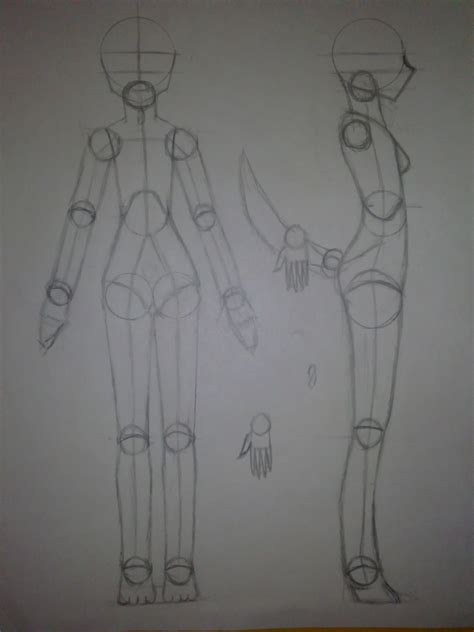 jointed doll drawing bjd jointed doll draw by ultron98 on deviantart