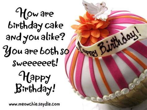 Happy Birthday Wishes To Sweet Yummy Sweet Birthday Cupcake And Wishes