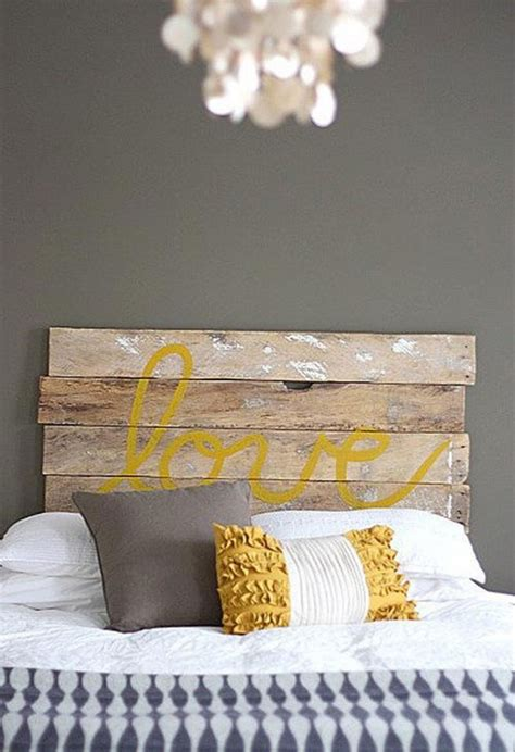Cool Headboards | 62 diy cool headboard ideas