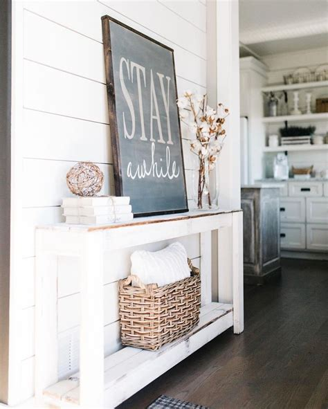 how to decorate your foyer southern living 25 best ideas about cottage signs on pinterest lake