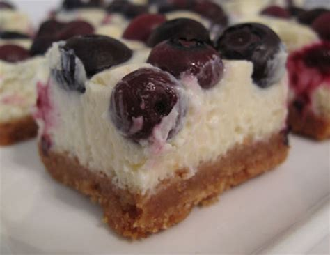 tyler florence cheesecake recipe blueberry cheesecake bars recipes dishmaps
