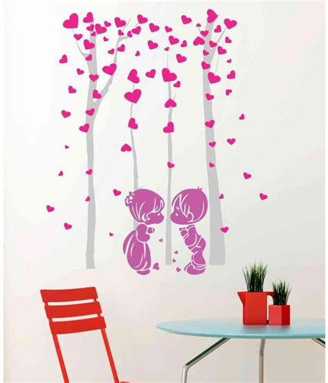 buy wall stickers stickerskart pvc wall stickers buy stickerskart pvc wall